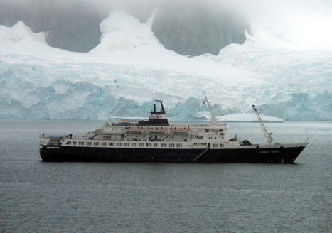 The abandoned Russian cruise ship that's roaming international waters | Nereides Diary | Scoop.it