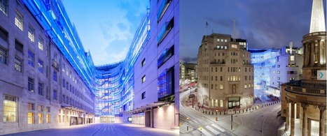 [London, United Kingdom] BBC Broadcasting House | The Architecture of the City | Scoop.it