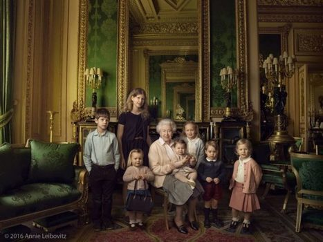 Annie Leibovitz shoots British Royal Family portraits for The Queen's 90th birthday celebration - DIY Photography | Photography Gear News | Scoop.it
