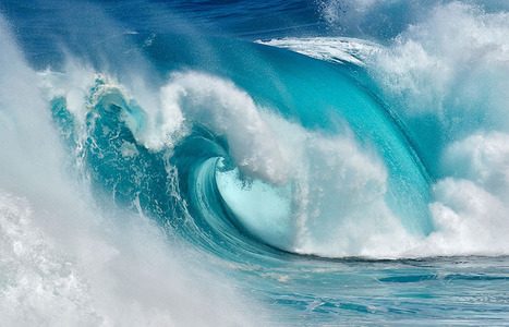 When the Ocean Turns into Blue Fire - Daniel Montero | Planet Earth | Scoop.it