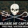 Free Captain Paul Watson