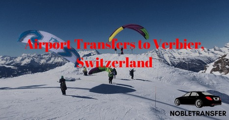 Transportation To & From Verbier