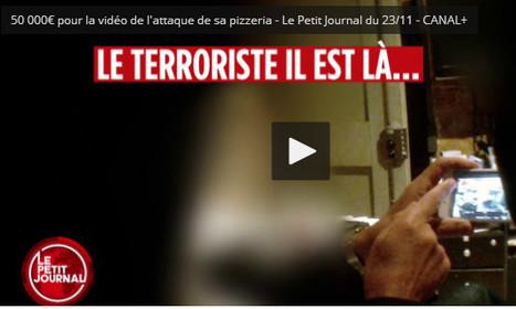 """50000 euros pour une vidéo des attentats:  il n'y a qu'en France qu'on trouve ça """"shocking""""?   DocPresseESJ   Scoop.it"""