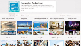 Travel companies see potential in scrapbooking site Pinterest - Travel Weekly | Travel and tourism news | Scoop.it