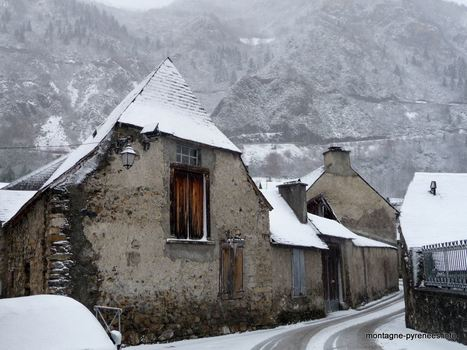 Pignon sur rue à Vielle-Aure | Vallée d'Aure - Pyrénées | Scoop.it