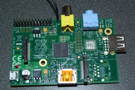 Running The Raspberry Pi On Batteries | Dave Akerman | inalia | Scoop.it