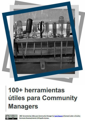 100+ Herramientas Útiles para Community Managers   Herramientas de marketing   Scoop.it