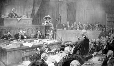 Sin and Scandal: The Langworthy Case of 1887 | History Curiosity | Scoop.it