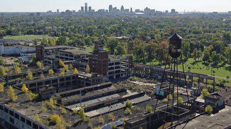 Detroit on the edge | Geography Education | Scoop.it