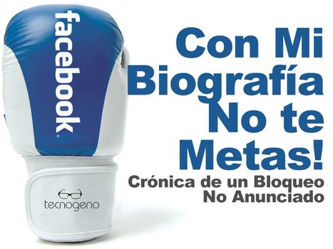 Con mi biografía no te metas! Crónica de un bloqueo no anunciado.   Social Media y Salud Latinoamérica   Scoop.it