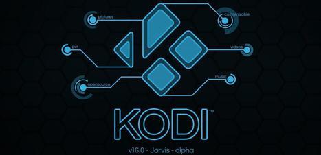 Kodi 16 (Jarvis) est disponible en version bêta - Next INpact | Soho et e-House : Vie numérique familiale | Scoop.it