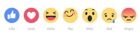 Facebook lance 5 nouveaux «boutons»: Comment fonctionnent ce précieux outil analytique? | We are numerique [W.A.N] | Scoop.it