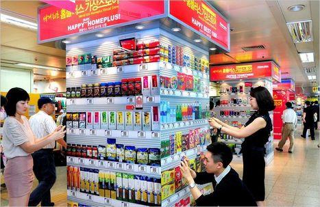 Un supermarché 100% QRcode | QRdressCode | Scoop.it