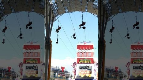 Teen zip line rider showers Las Vegas tourists in urine | Fox News | Xposed | Scoop.it