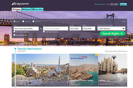 Ctrip announces agreement to acquire Skyscanner | Tourism marketing | Scoop.it