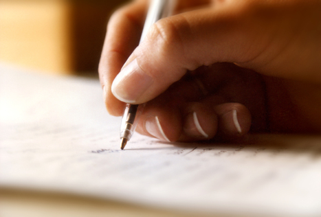 THE FIVE STEPS OF THE WRITING PROCESS | Technology for Student Writing | Scoop.it
