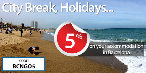 5% discount on your stay in Barcelona! | Barcelona Life | Scoop.it