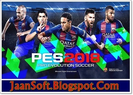 pro evolution soccer 2018 download for windows