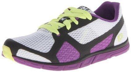 6a204cd67d Pearl Izumi - Run Women's W EM Road N 0 Running Shoe,White/Black,8.5 D US
