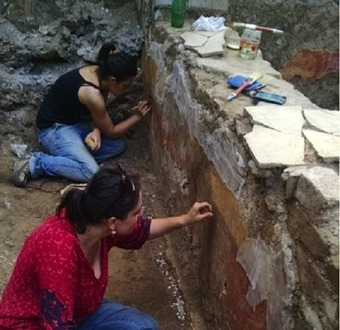 The Archaeology News Network: Hadrian's Villa dig uncovers the art of ordinary spaces   Monde antique   Scoop.it