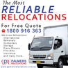Interstate Removalists | International Relocations – Palmers Relocations