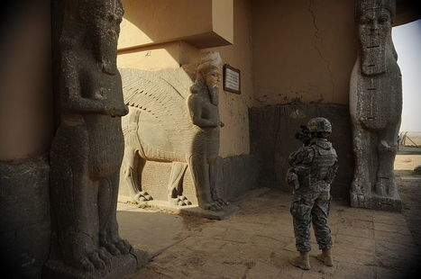 Ancient Nimrud is liberated by Iraq's army | International Institute for Conservation of Historic and Artistic Works | News in Conservation | Scoop.it