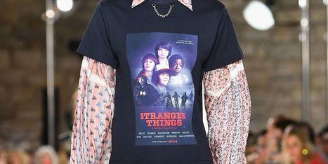 La T-Shirt di Stranger Things di Louis Vuitton è la preferita di Undici (e  la vogliamo anche noi) d8b01d98117f
