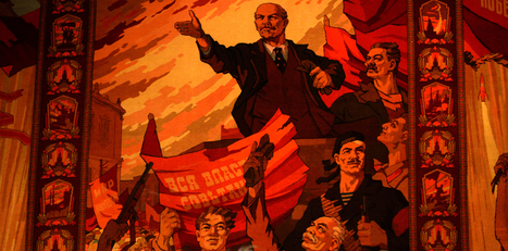 The Soviet Union Is Gone, But It's Still Collapsing | Everything Is Broken | Scoop.it