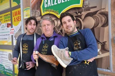 Online la bottega centenaria dei fratelli calzolai | Crea con le tue mani un lavoro online | Scoop.it