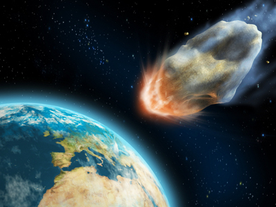 Asteroid size of an armchair in near miss with Earth... | Good news from the Stars | Scoop.it