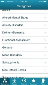 Psych on Demand app puts essential evidence based forms at your fingertips | Medical Apps | Scoop.it