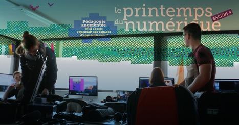 Les vidéos du Printemps Numérique | Elearning, pédagogie, technologie et numérique... | Scoop.it