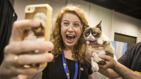 At Vidcon, cute YouTube stars are the best moneymakers   Transmedia: Storytelling for the Digital Age   Scoop.it