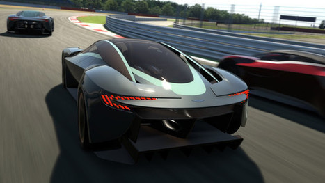 Aston Martin's Latest Supercar Can Be Yours For $39.99: Video | Automotive Supply Chain | Scoop.it