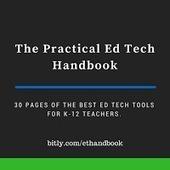 Practical Ed Tech Handbook - Updated for 2016-17 | talkprimaryICT | Scoop.it
