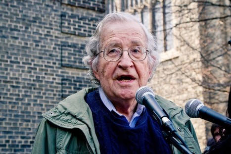 Noam Chomsky Talks Trump, Free Speech, and the Virtues of Resistance | great buzzness | Scoop.it