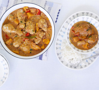 West african food page 2 scoop spicy african chicken stew recipe recipes bbc good food forumfinder Image collections