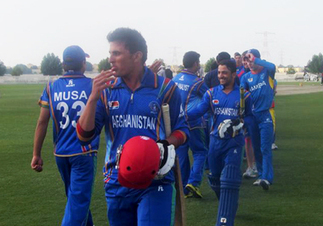 Afghanistan Defeats Bangladesh in Historic Asia Cup Win | U.S. - Afghanistan Partnership | Scoop.it