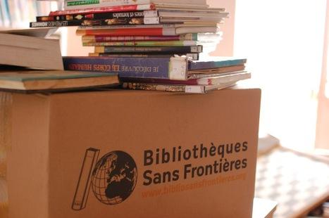 Bibliothèques sans frontières lance l'appel « L'Urgence de lire » - RFI   Les bibliothèques et moi   Scoop.it