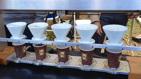 PourSteady – an Awesome Pour-Over Coffebot | Curating Mode ! | Scoop.it