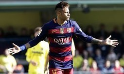 Ivan Rakitic and Neymar strike in Barcelona draw with Villarreal - The Guardian | AC Affairs | Scoop.it