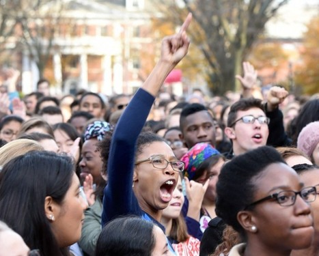 Protests shook Yale a year ago. Here's what has changed since. | SCUP Links | Scoop.it