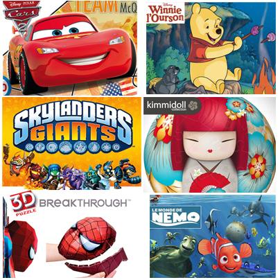 Vacances de Printemps, Pensez aux Puzzles pour vos enfants avec jeu-puzzles.com | Jeux store | Scoop.it