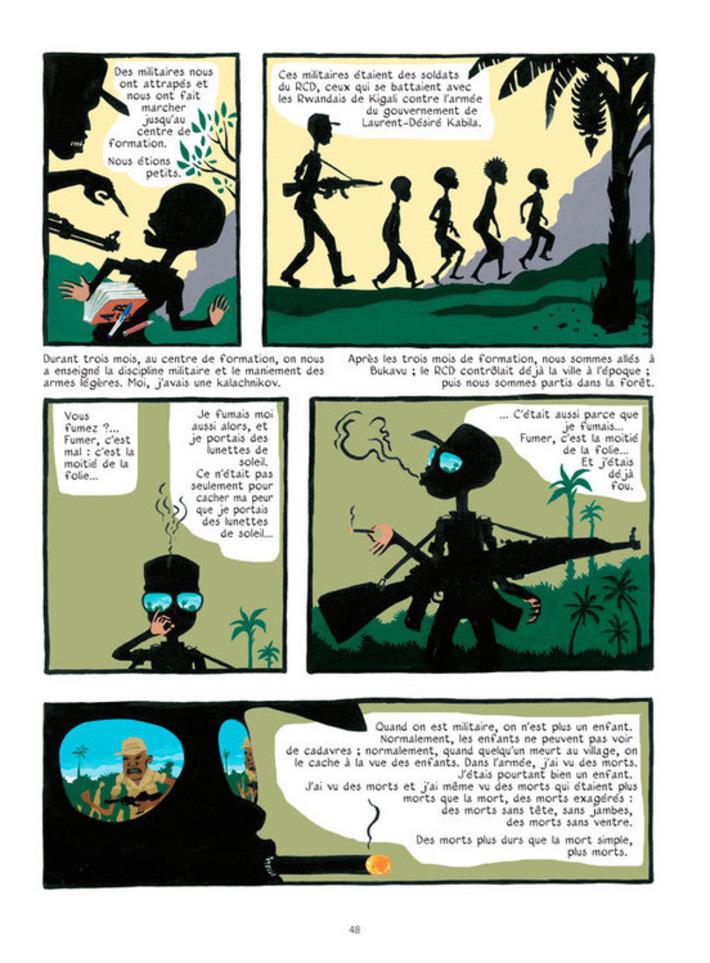 B.D. : Stassen, dessiner pour dessiller   Jeune Afrique   Kiosque du monde : Afrique   Scoop.it