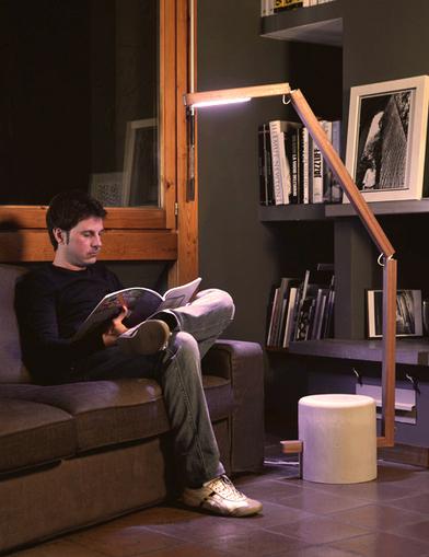 Easy, lampe, tabouret et lampadaire | Les tendances déco-design de Moodds | Scoop.it