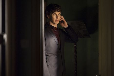 Sherlock series 3 spoilers: Benedict Cumberbatch warns 'we'll see Sherlock in real peril as new villain brings him to his knees' in series 3 | Benedict Cumberbatch News | Scoop.it