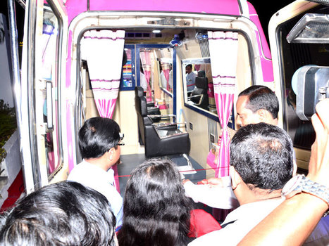 Mobile Beauty Parlour Services at Home, Bhubane