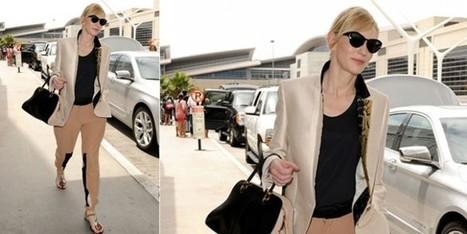 Lo strano look di Cate Blanchett a Los Angeles | fashion and runway - sfilate e moda | Scoop.it