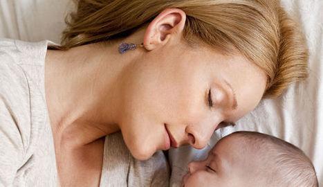 Pas de tout repos, le congé maternité! | Autour de la puériculture, des parents et leurs bébés | Scoop.it