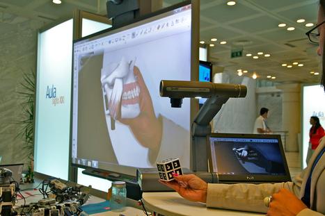 Google Goggles y WallaMe, dos apps de realidad aumentada que podemos utilizar en nuestras aulas | BiblioVeneranda | Scoop.it
